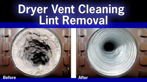 dryer vent cleaning in Fort Pierce