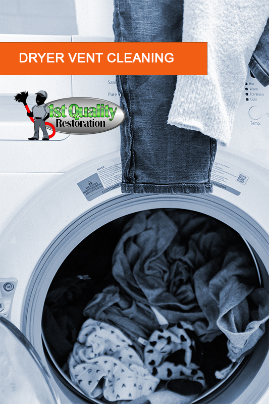 dryer vent cleaning, duct cleaning, clogged vents, dusty vent